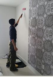 Wallpaper Installer Miami, Wallpaper Install Miami, Wallpaper Hanging Miami near me